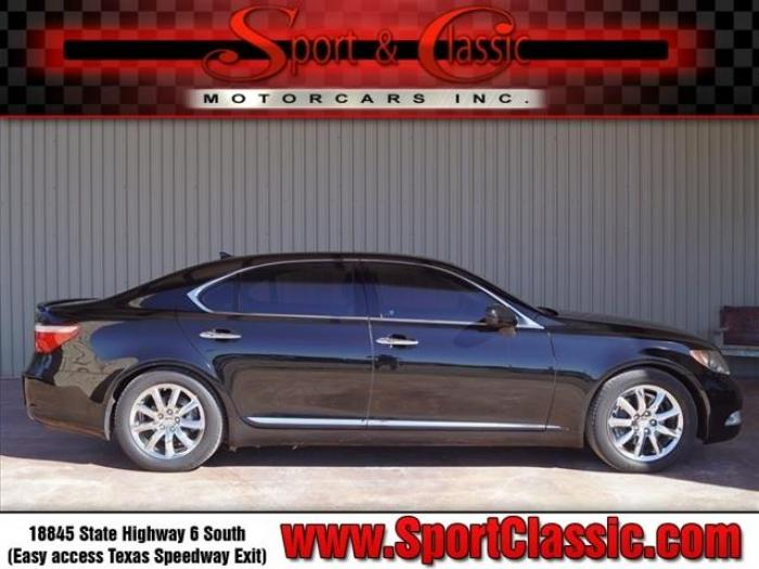 http://www.usedcarscollegestationtx.com/autos/2009-Lexus-LS-460-College-Station-TX-1193 - Photo #0